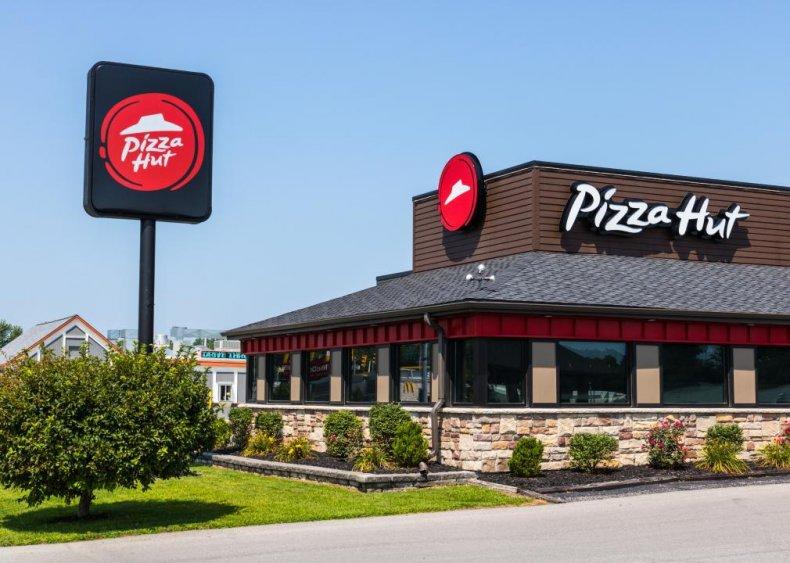 #15. Pizza Hut