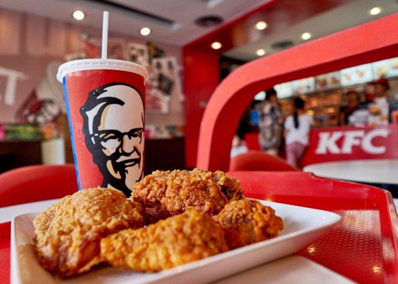 #14. KFC