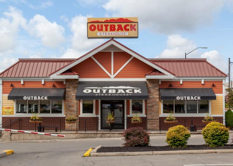 #11. Outback Steakhouse