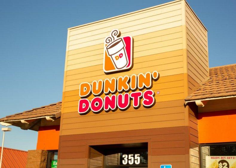 #7. Dunkin'