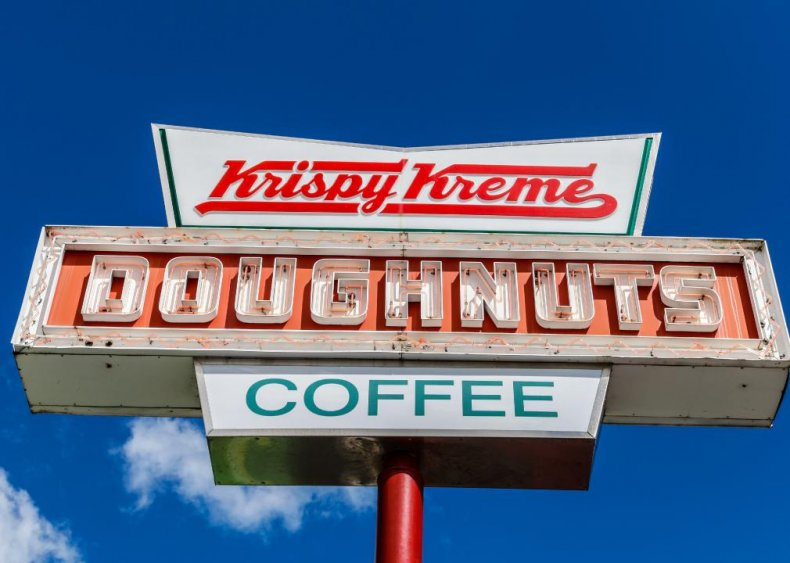 #6. Krispy Kreme