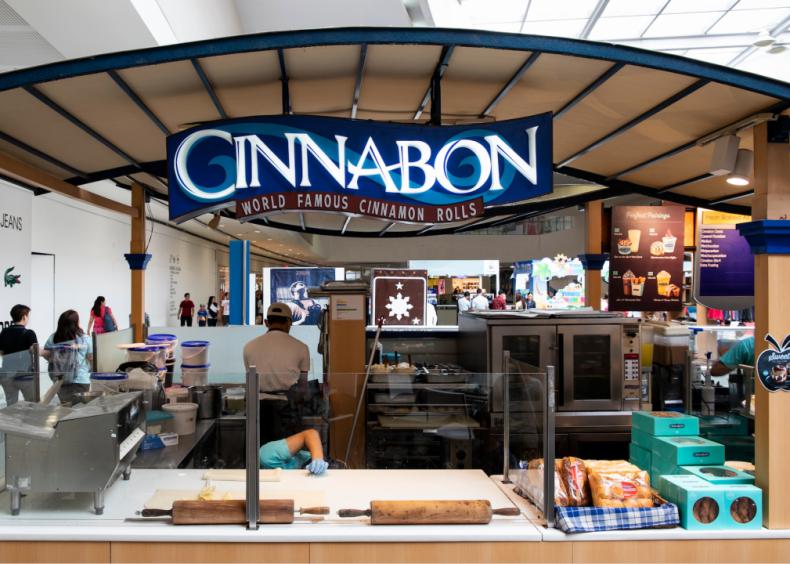 #5. Cinnabon