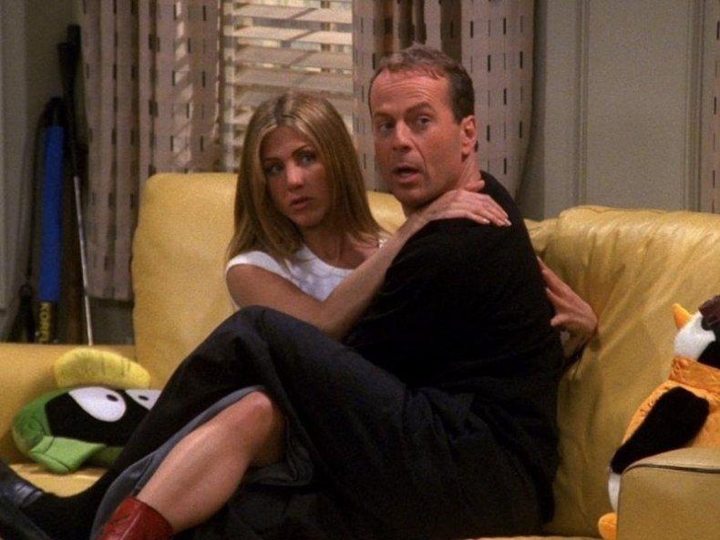 Bruce Willis as Paul Stevens on Friends