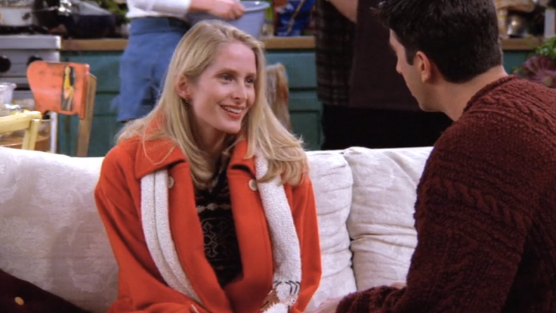 Jane Sibbett as Carol Willick on Friends
