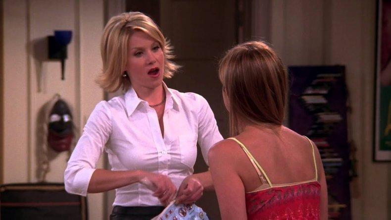 Christina Applegate as Amy Green in Friends