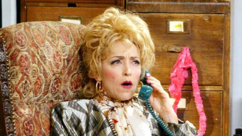 Estelle Leonard as June Gable on Friends