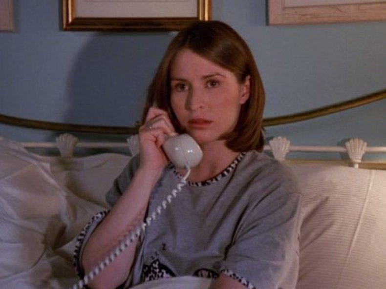 Helen Baxendale as Emily Waltham on Friends