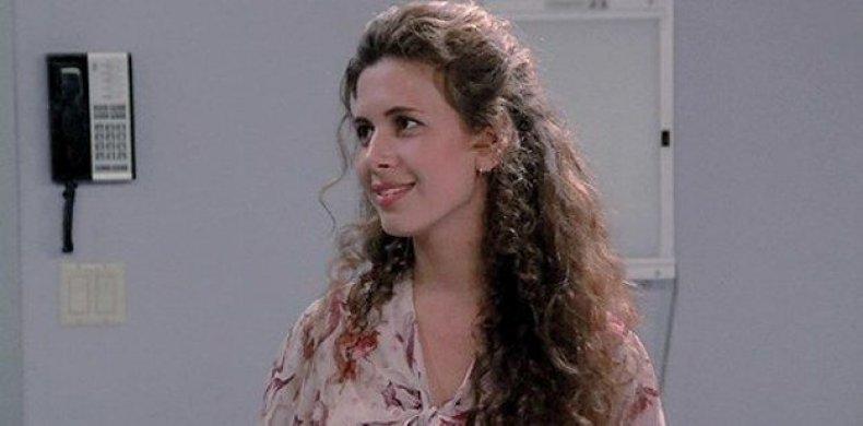 Jessica Hecht as Susan Bunch on Friends