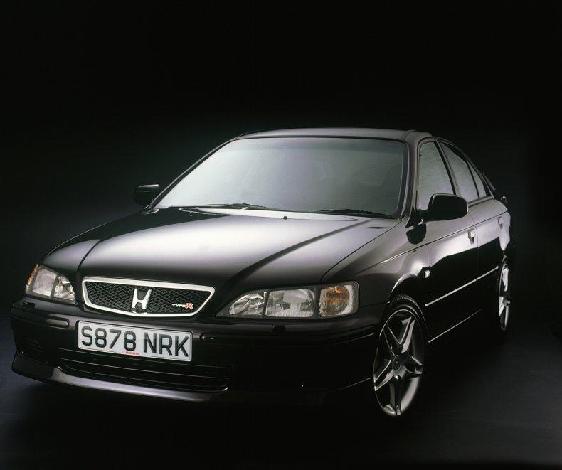 A 1999 Honda Accord Type R.