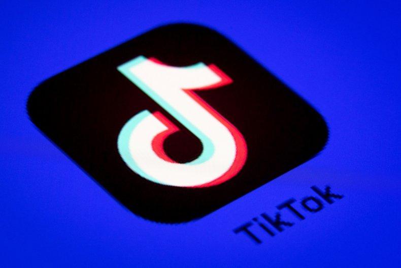 The TikTok app logo