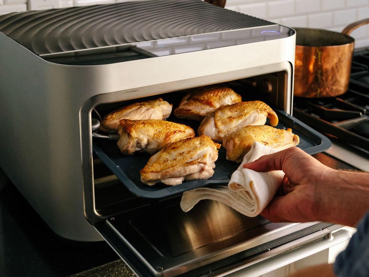best air fryers for chicken wings brava