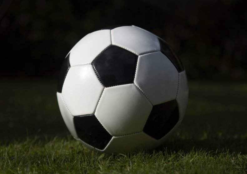 A Traditional Style Football