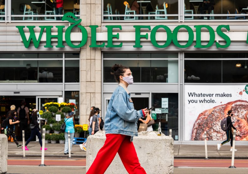 Whole Foods Market in Union Square
