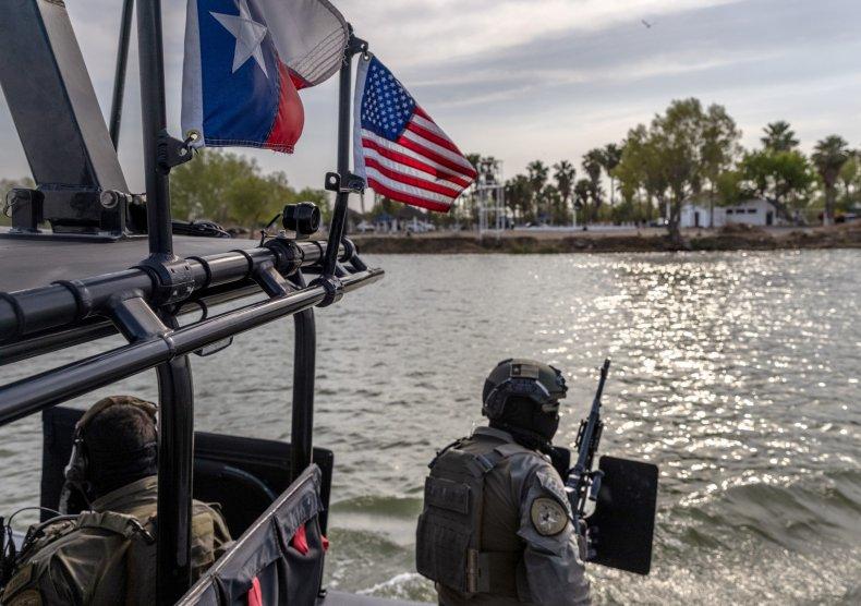 texas department public safety border