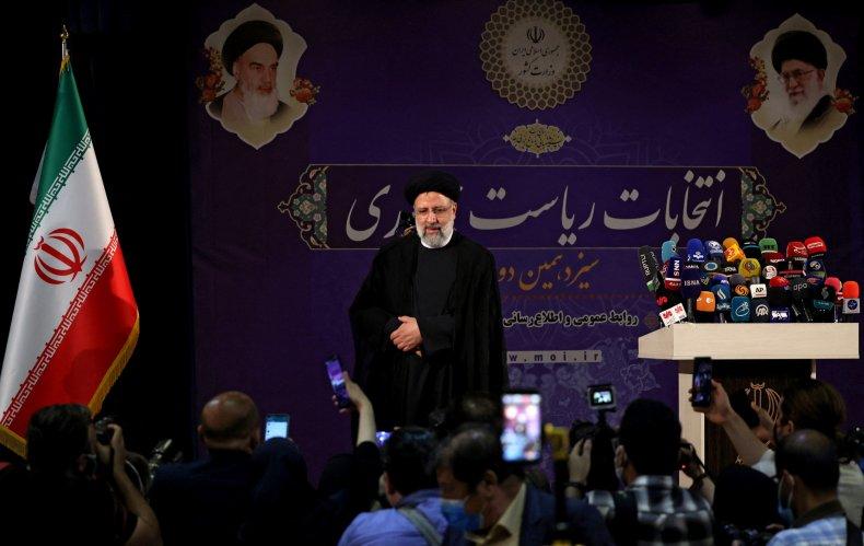 iran, elections, judiciary, chief, ebrahim, raisi