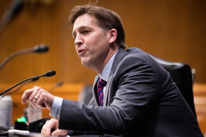 Republican Senator of Nebraska Ben Sasse