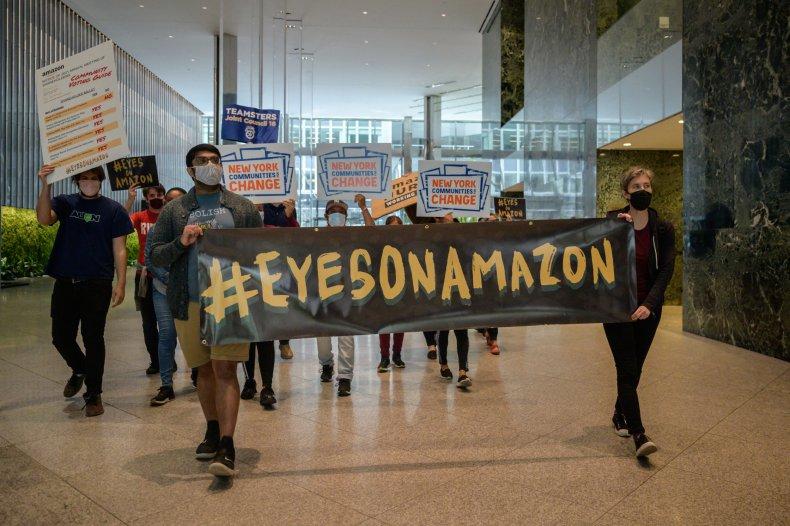 Eyes on Amazon