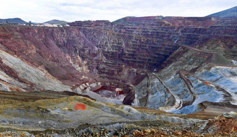 Copper Queen Mine