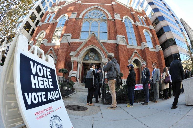 voting rights voter suppression