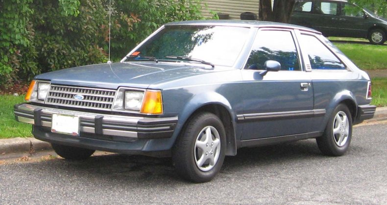 81-85 Ford Escort