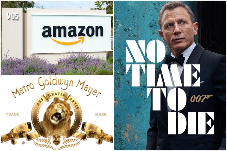 Amazon and MGM sign $8.45 billion deal