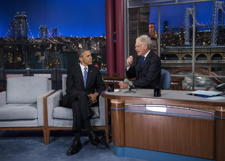 #44. Late Show with David Letterman