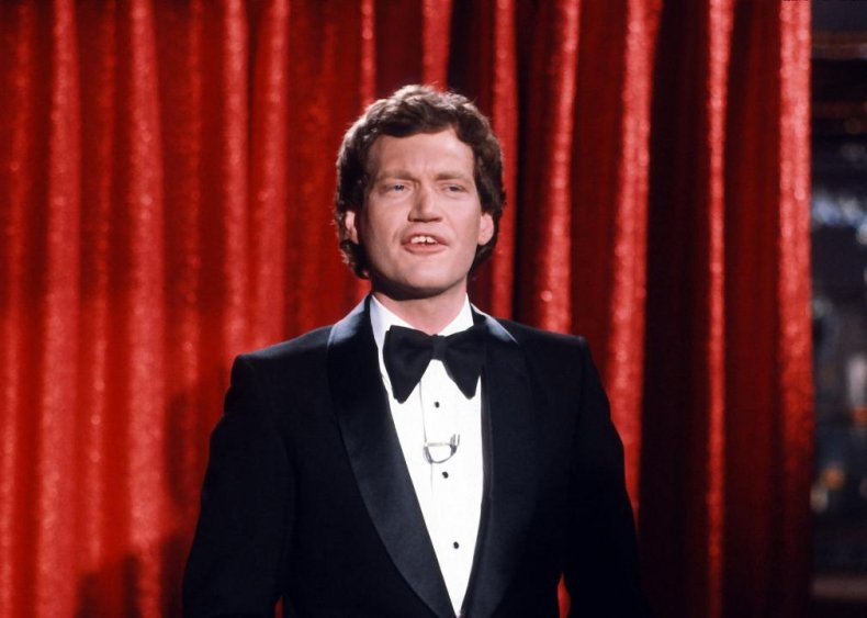 #41. The David Letterman Show