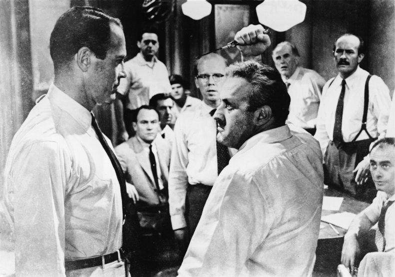 12 Angry Men came out in 1957