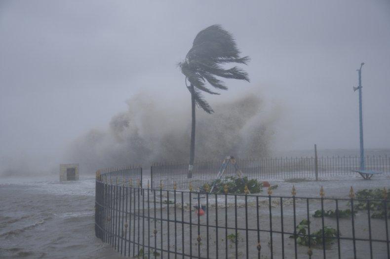 Digha Beach Cyclone Yaas
