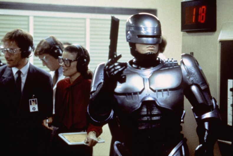 RoboCop came out in 1987