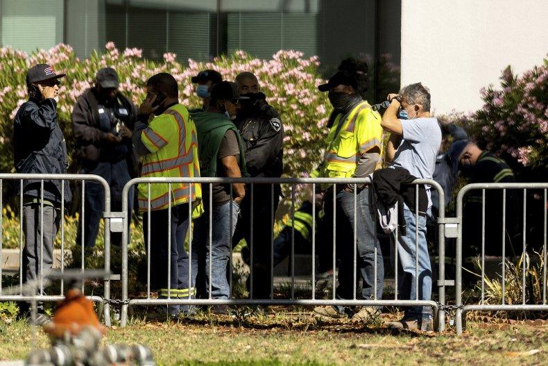 San Jose Shooting Live Updates: 9 Killed, Including Suspected Shooter, at VTA  Light Rail Yard