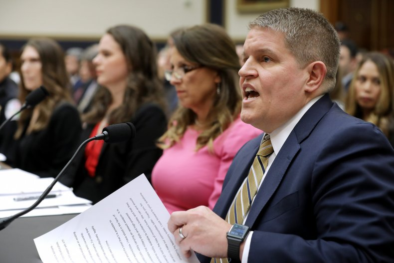 Chipman Tells Cruz He Supports AR-15 Ban