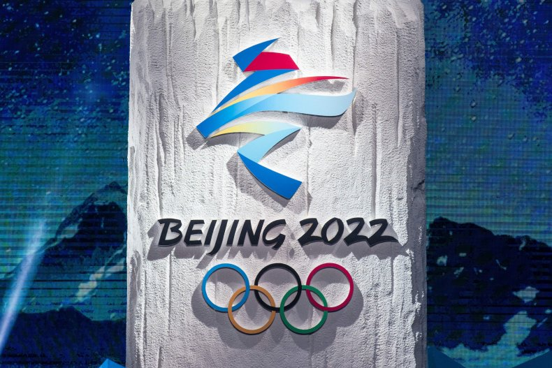 Logo for 2022 Winter Olympic Games China