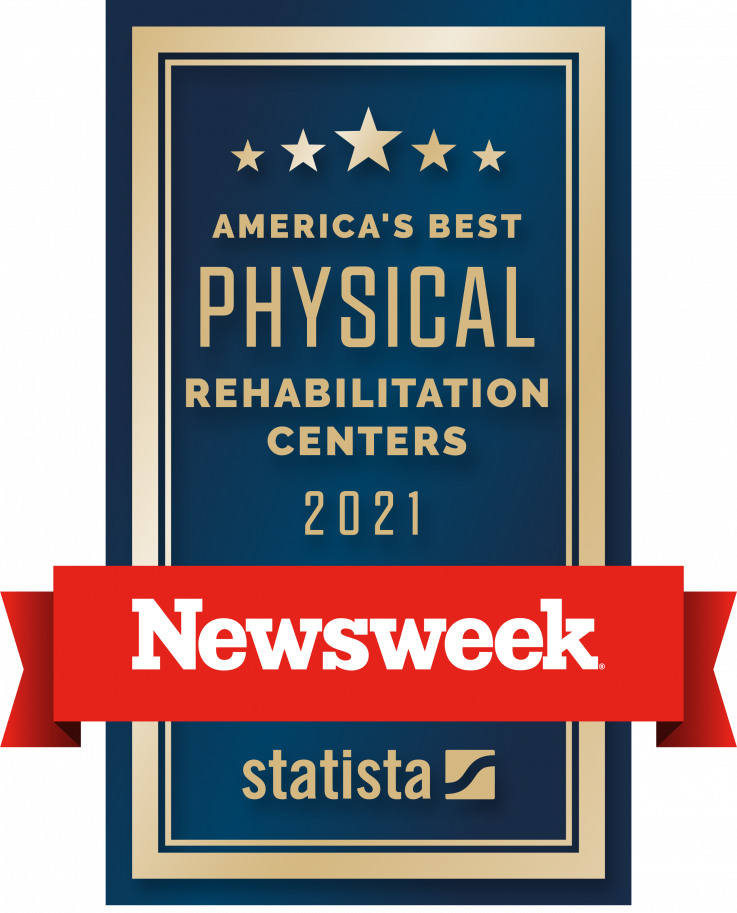 America's Best Physical Rehab Centers 2021