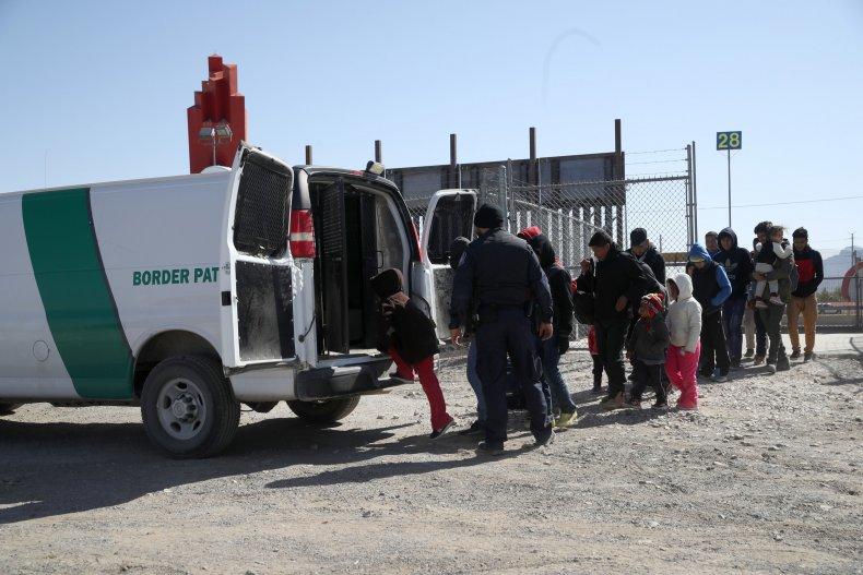 Texas Border Patrol agent human trafficking immigrants