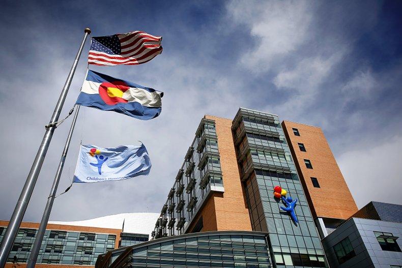 Children's Hospital Colorado Mental Health Emergency Pediatrics