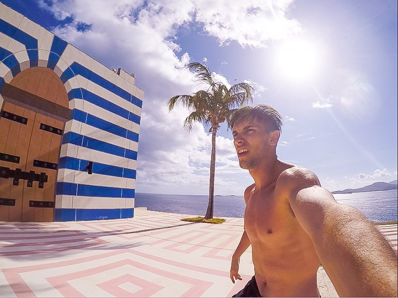 Andy Bracco sobre la isla de Jeffrey Epstein