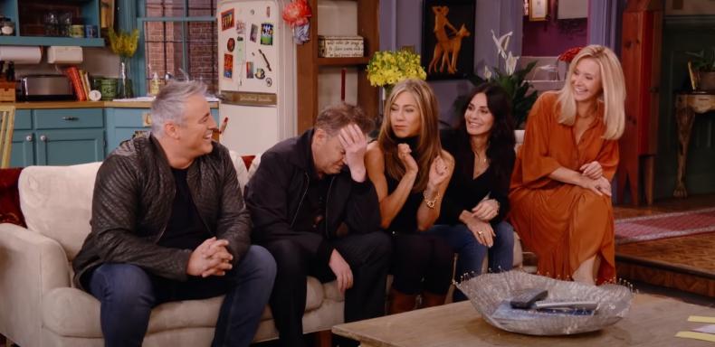 """Friends: The Reunion"" sees the cast return"