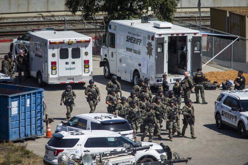 San Jose shooting witness speaks of targets