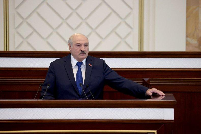 Belarus Lukashenko Sanctions