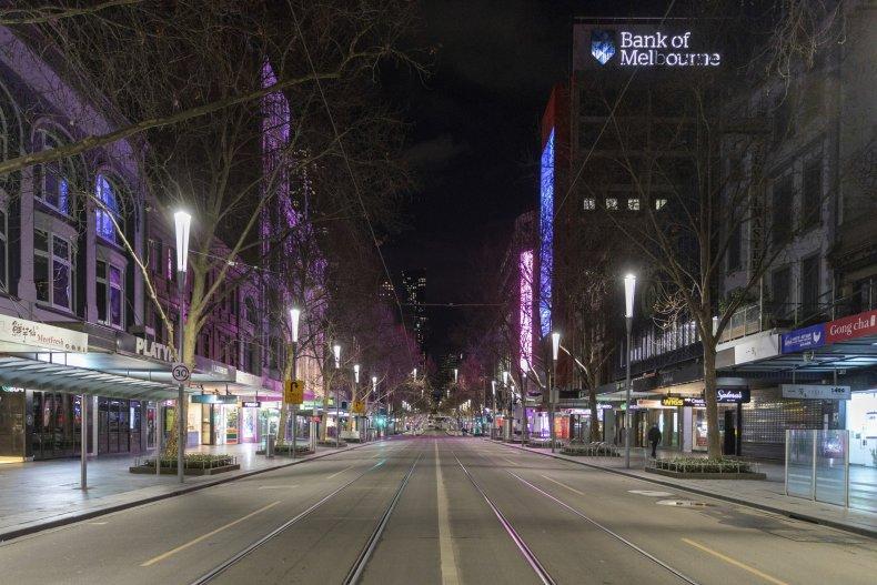 Melbourne Lockdown