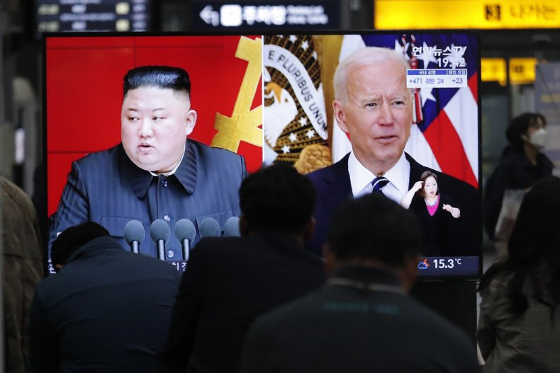 Biden and North Korea