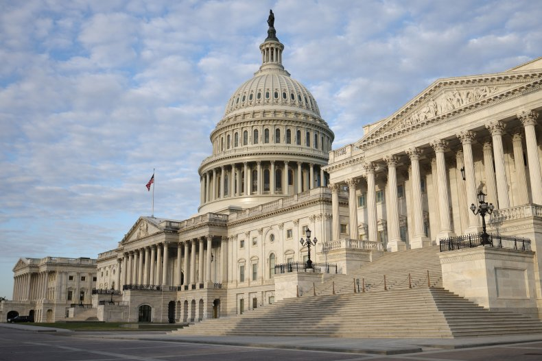 Senate Republicans Vote Jan. 6 Commission
