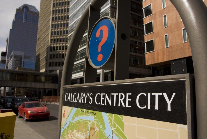 Calgary Center City