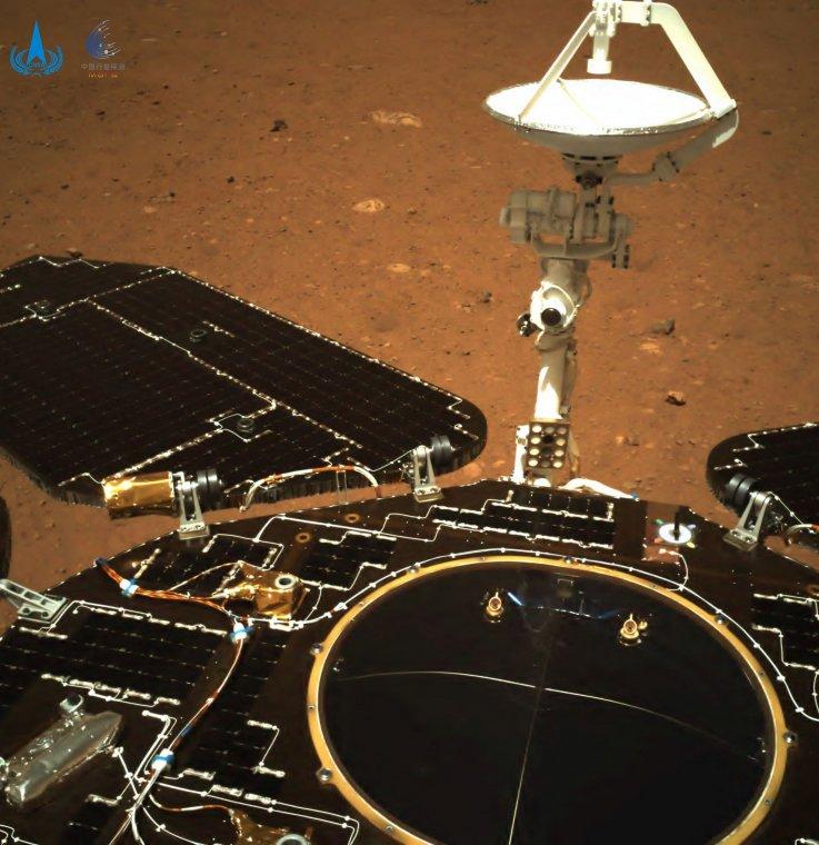 China rover photo