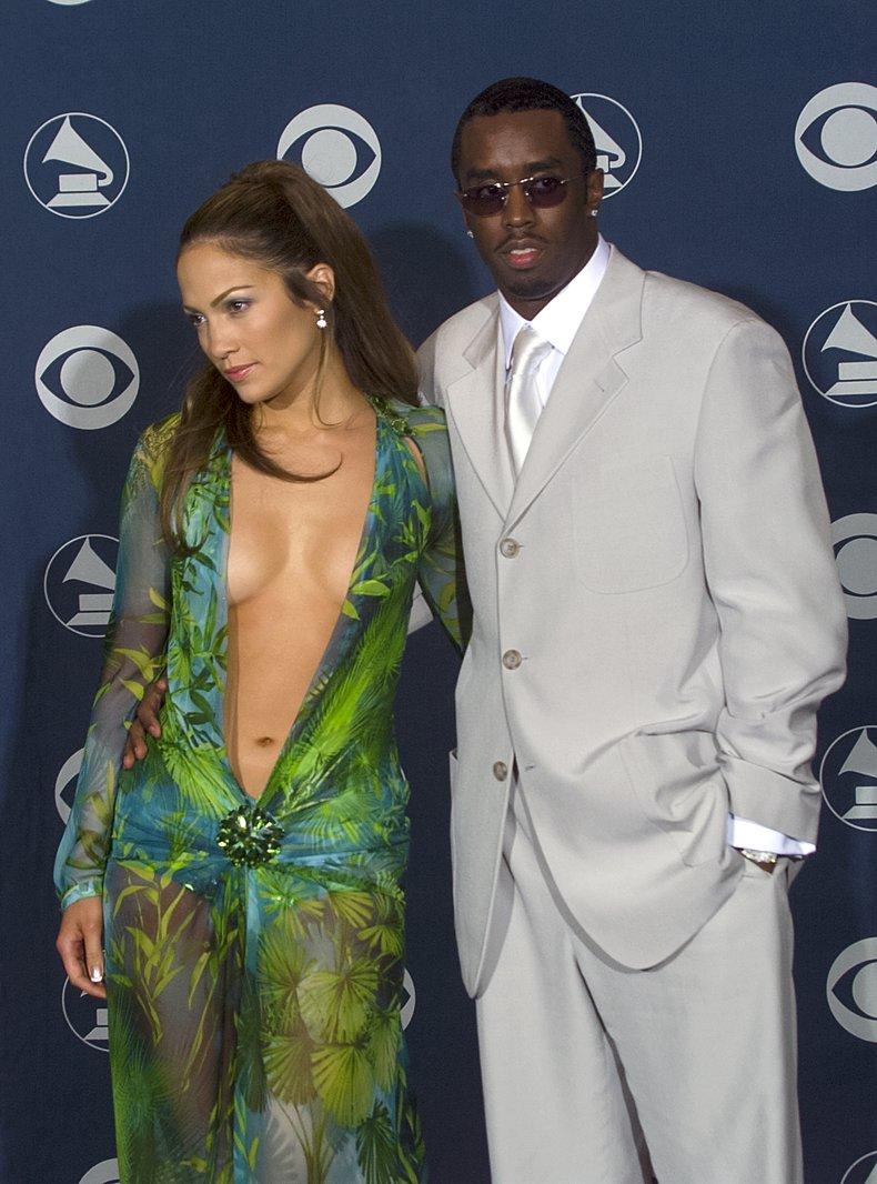 Jennifer Lopez and P. Diddy
