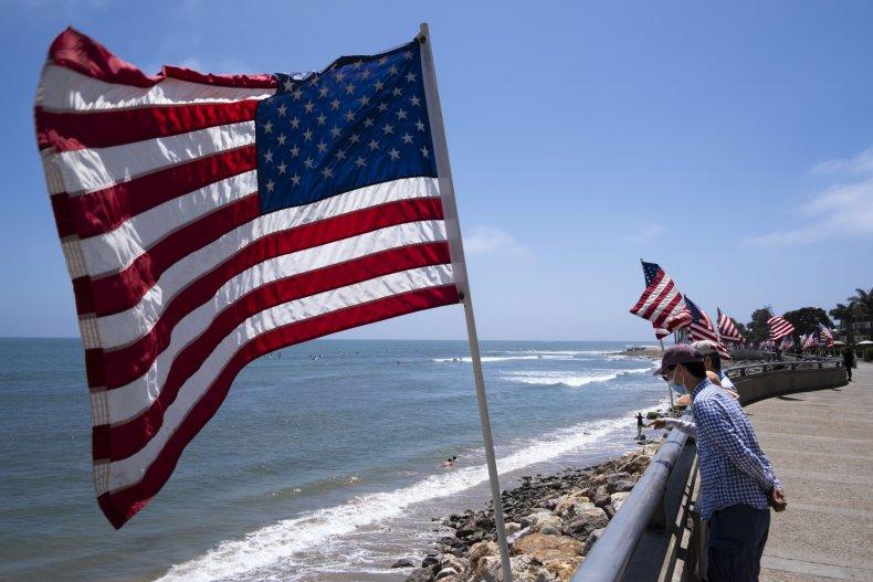 Memorial Day in California