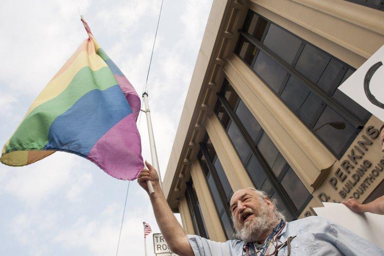 Gay rights Kentucky battle