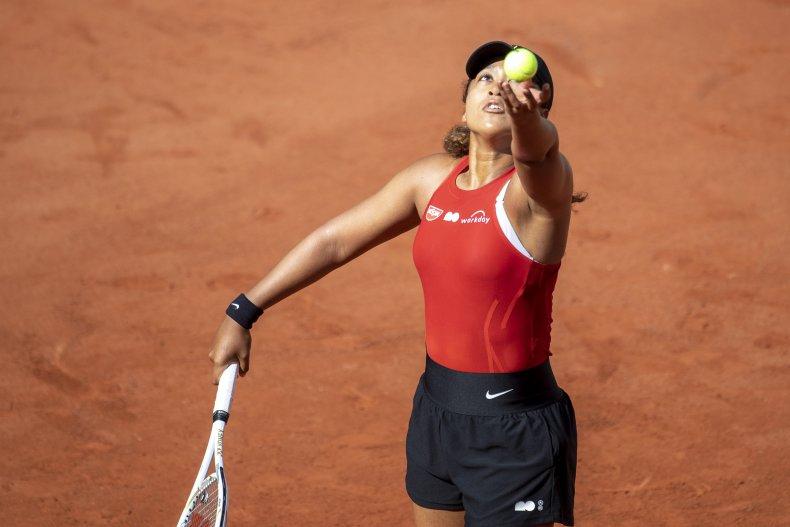 Tennis Player Naomi Osaka of Japan