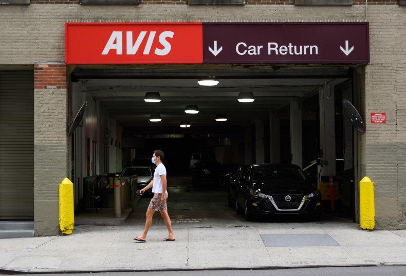 Rental car facility New York